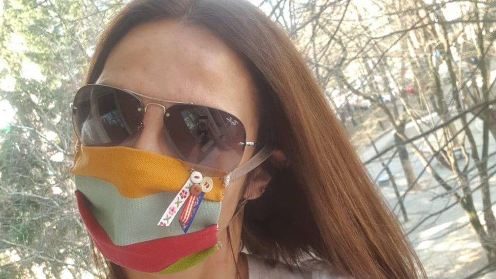 Jovana maske
