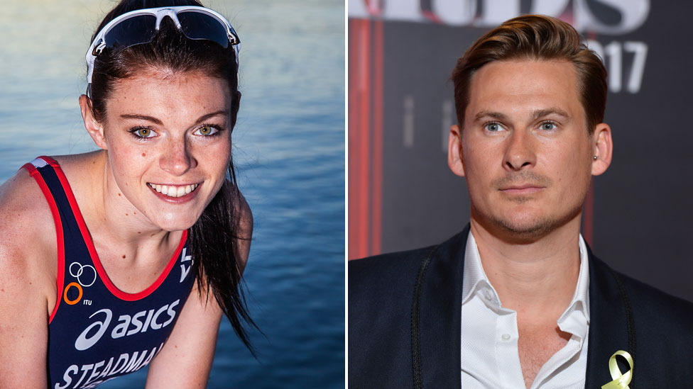 Strictly Come Dancing: Lee Ryan and Paralympian join line-up