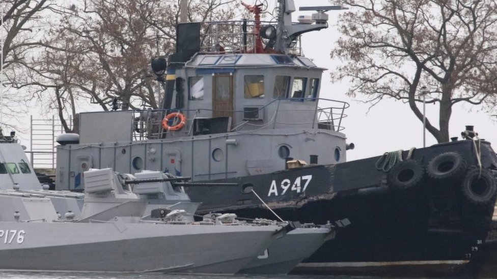 Ukrajinski brodovi