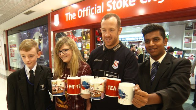 How Stoke City are inspiring young entrepreneurs