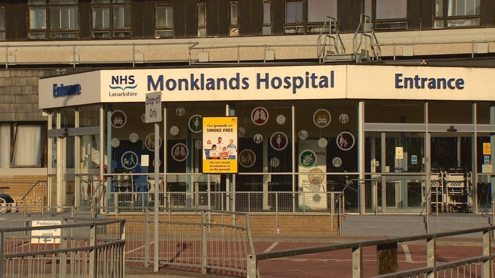 Review timescale over Monklands Hospital site concerns revealed