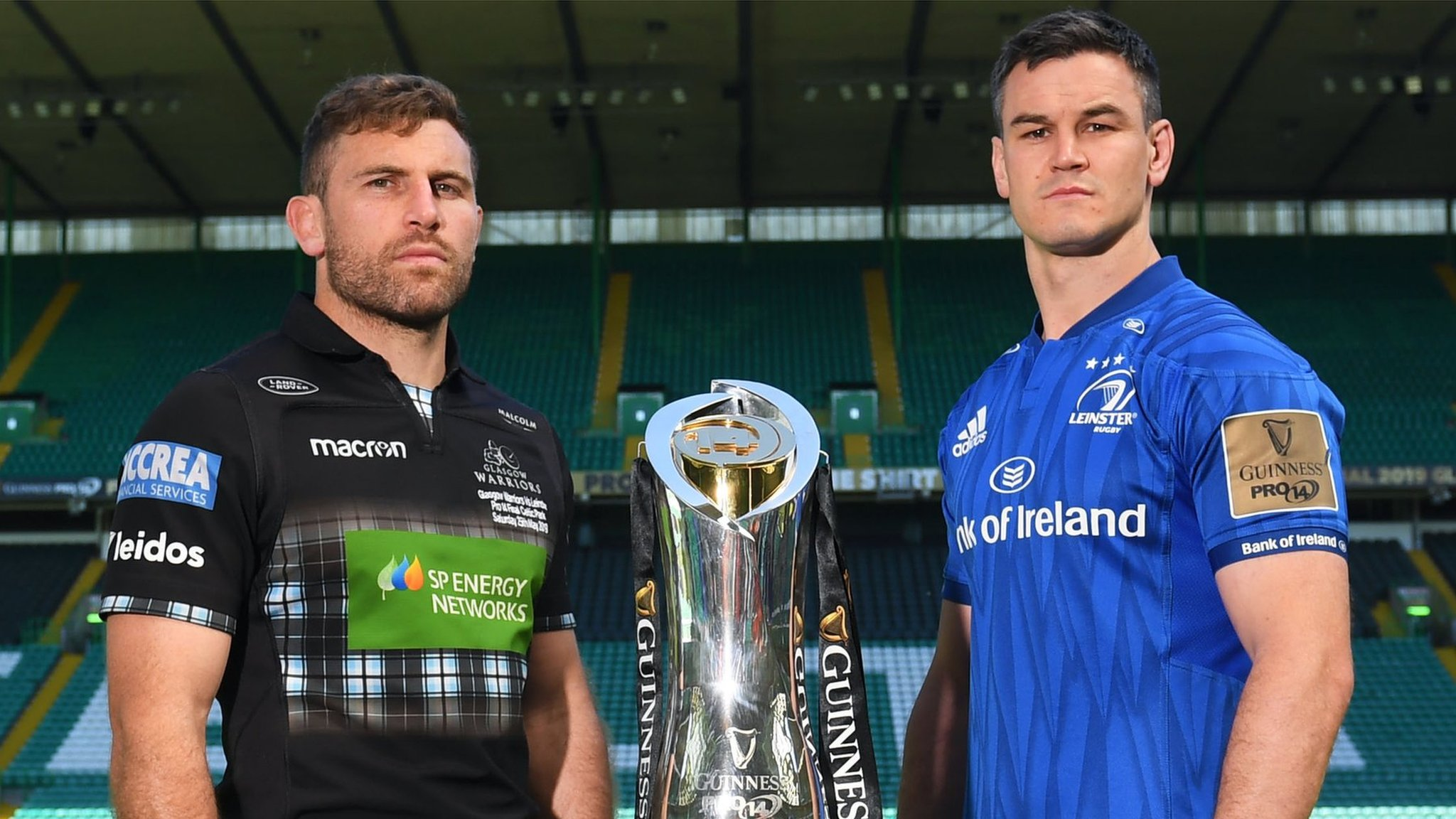 Pro14 final: Glasgow Warriors v Leinster (Sat)