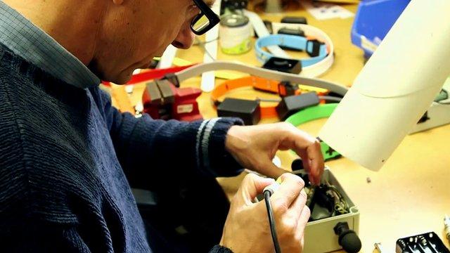 Conservation's 'gadget man'