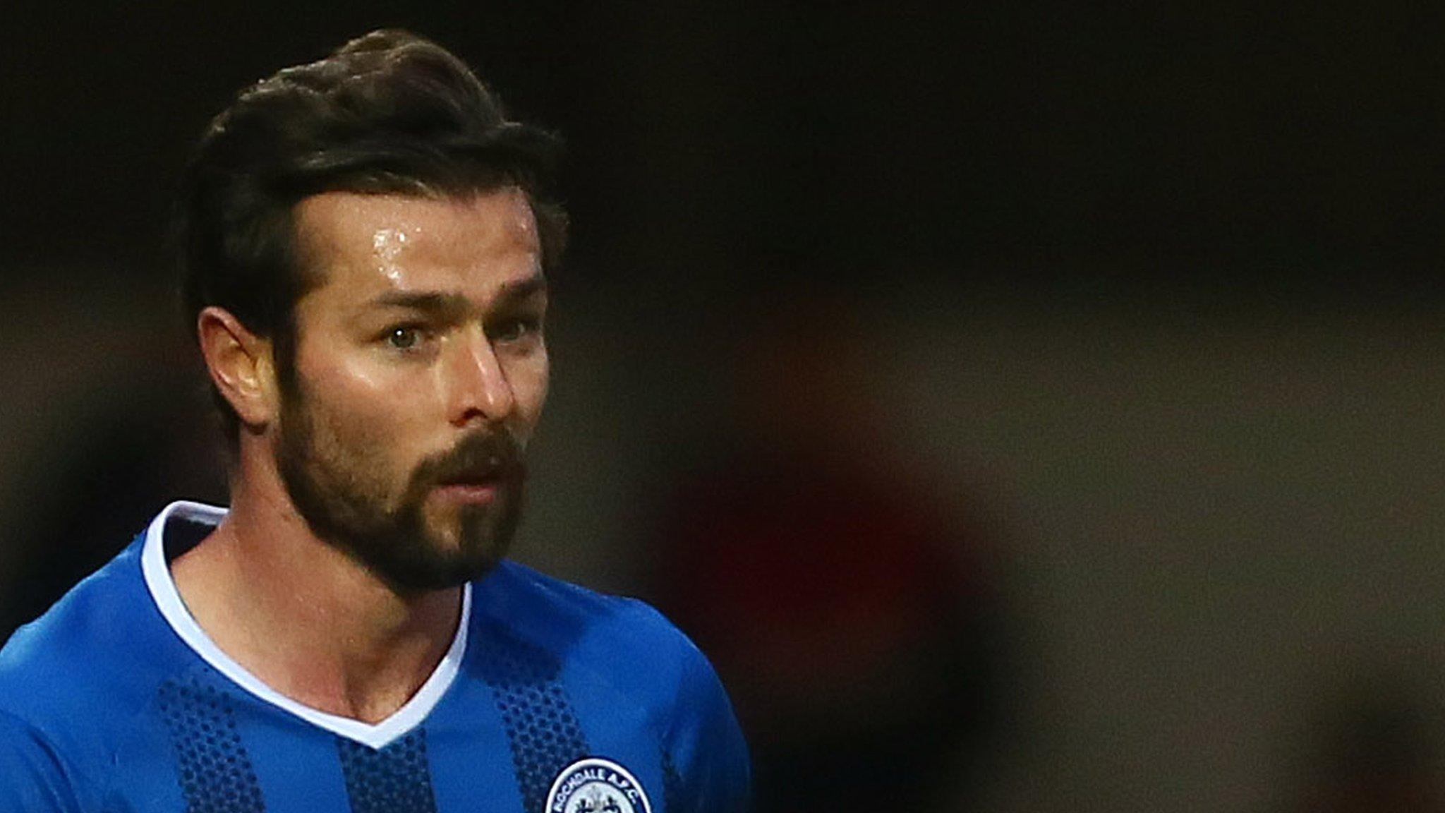 Joe Rafferty: Preston sign full-back from Rochdale for undisclosed fee