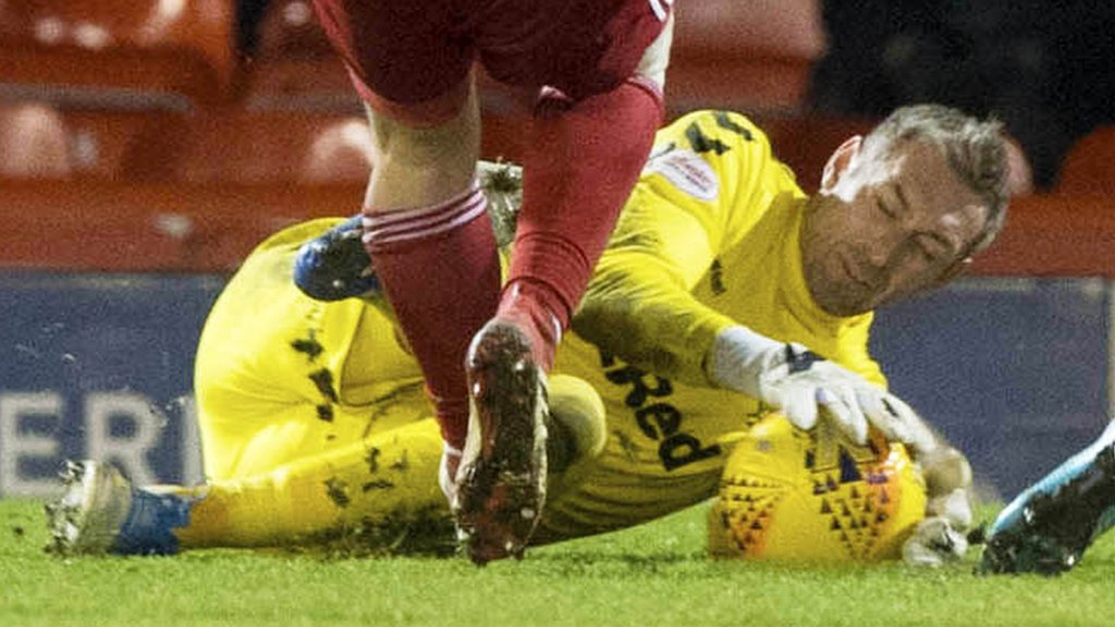 Allan McGregor: Rangers seek disciplinary review after goalkeeper ban