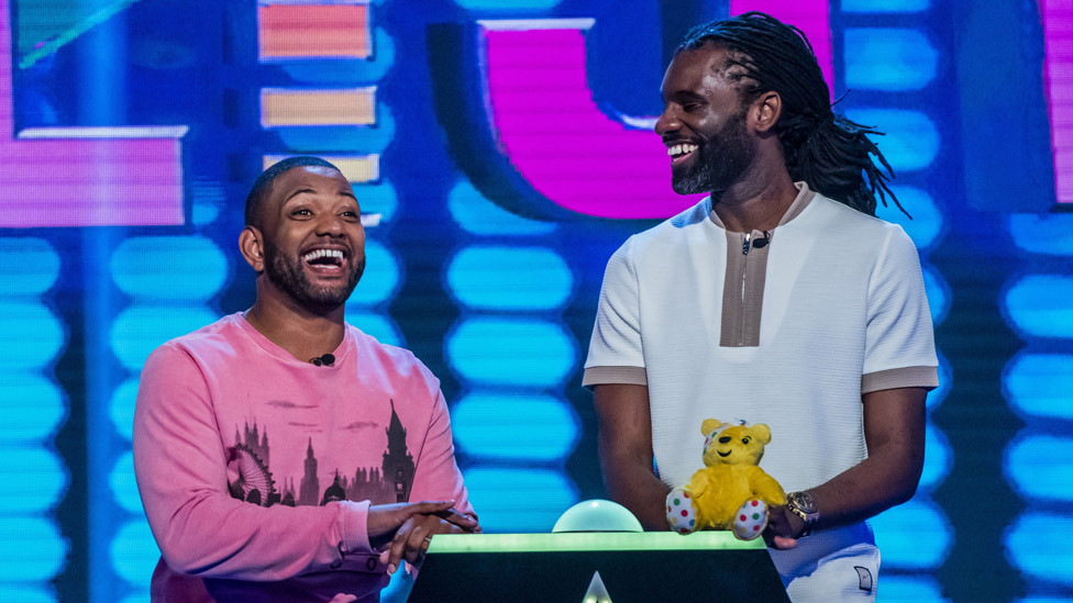 JB Gill and Wretch 32