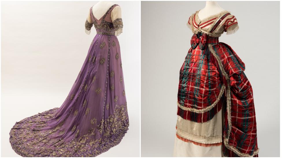 Queen Alexandra dresses