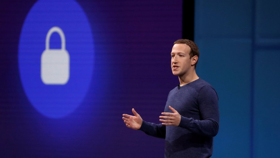 Mark Zuckerberg, cofundador y director de Facebook