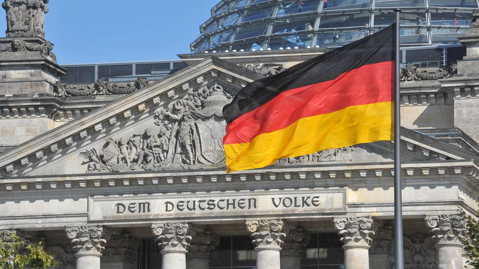 Reichstag, Berlin - file pic