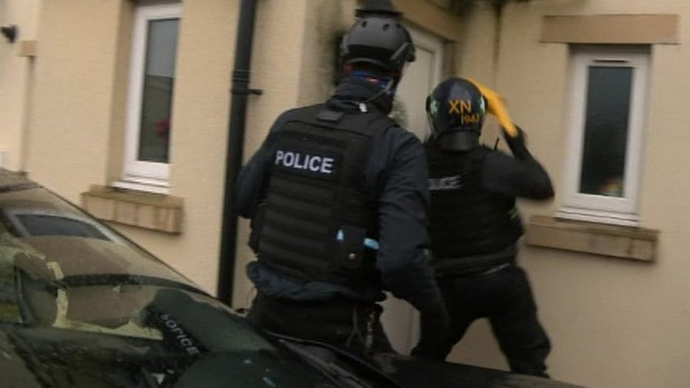 North Yorkshire drugs gang violence 'at unprecedented level'