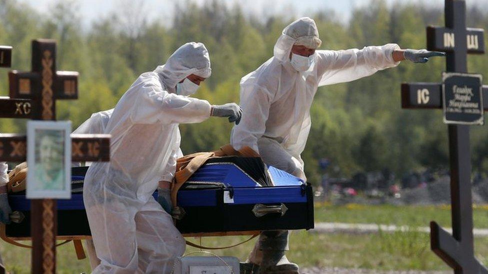 В Петербурге и Ингушетии в июне зафиксирована рекордная смертность