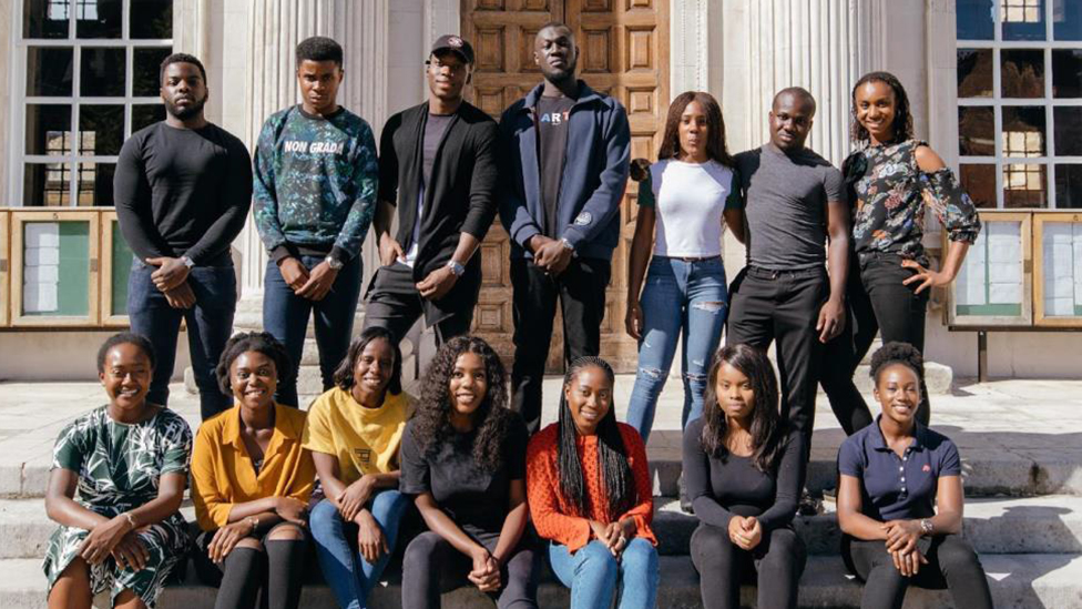 BBC News - Cambridge University: 'Stormzy effect' helps rise in black students