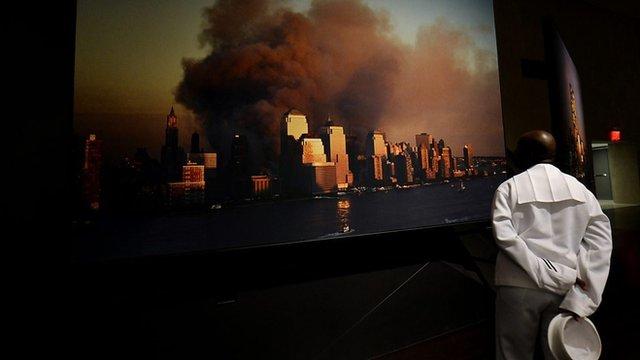 """紐約""""9·11""""國家紀念博物館"""