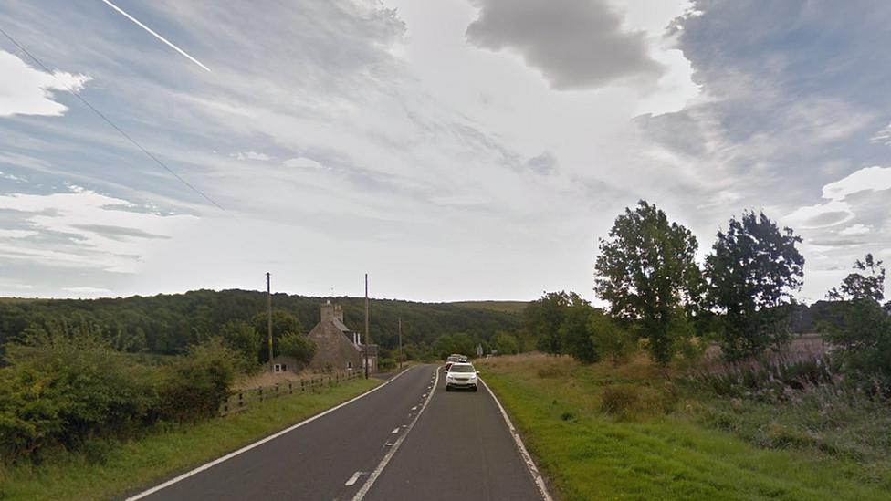 Driver 'may be unaware' of hitting biker near Camptown