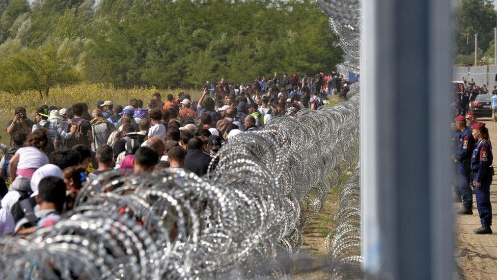匈牙利邊境