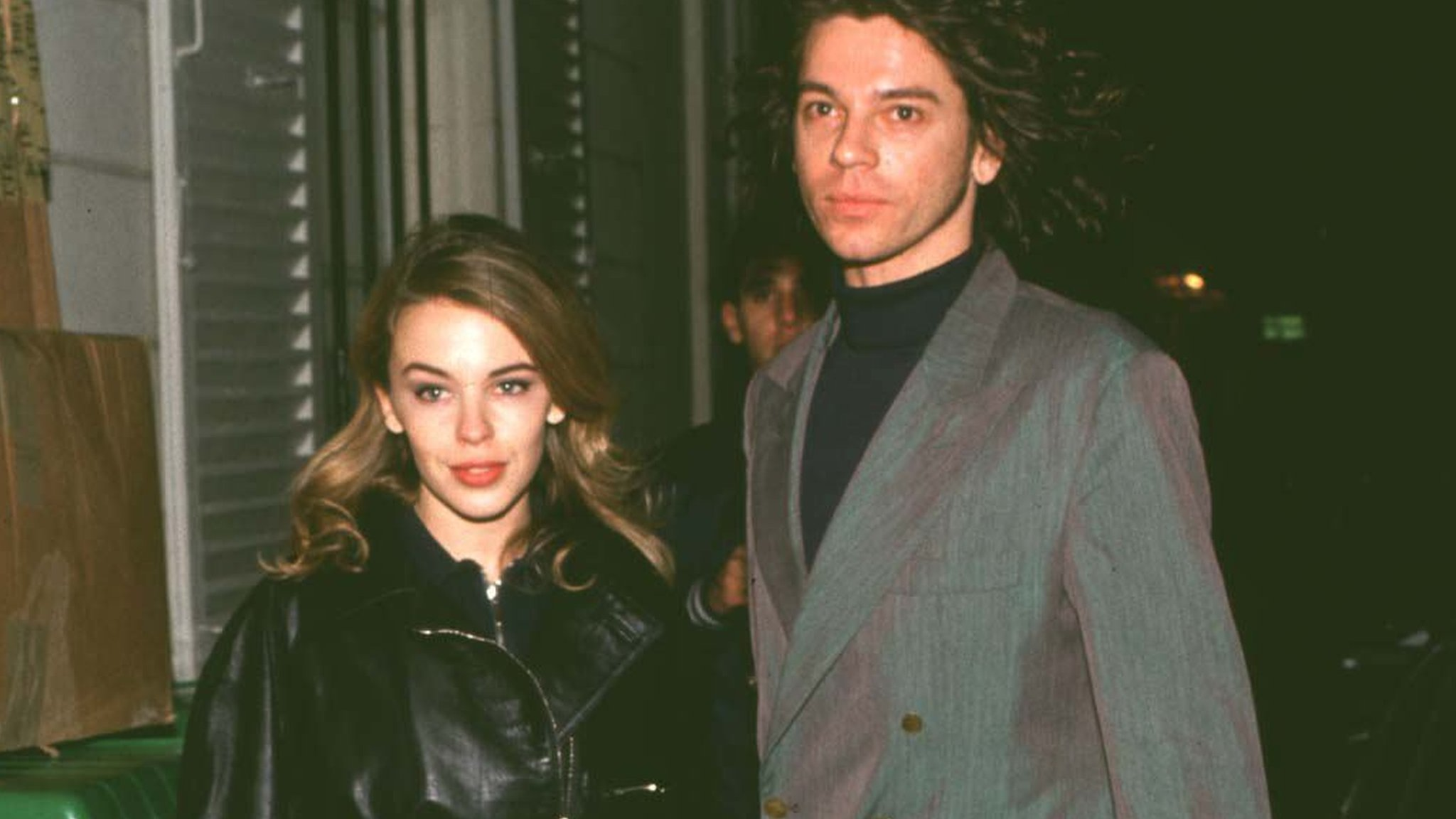 BBC News - Michael Hutchence doc to include Kylie Minogue home videos