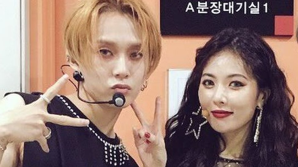 K-pop: HyunA sacked over relationship controversy