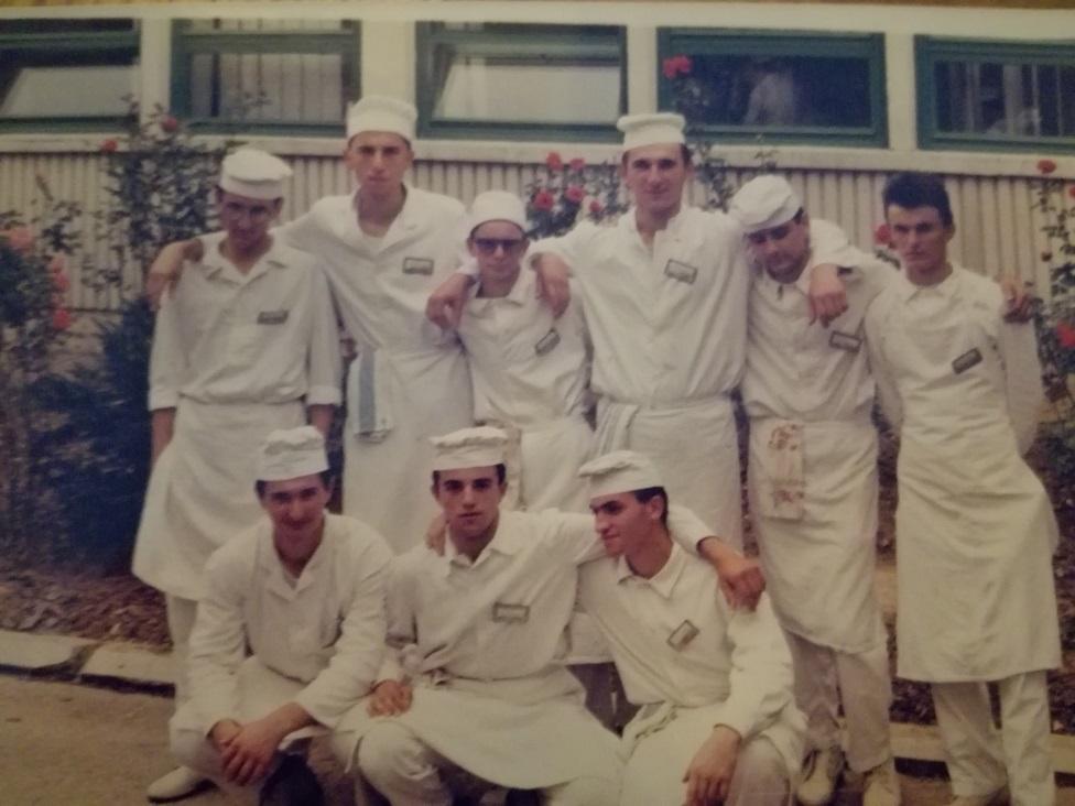 vojska, JNA, kuvari