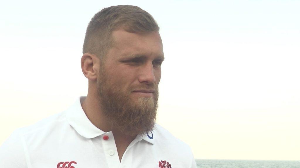 Brad Shields: 'I'd always known England was an option'