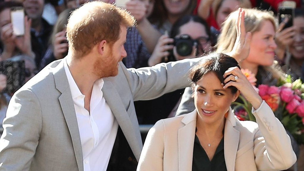 Royal tour: How to catch the eye of Meghan and Harry