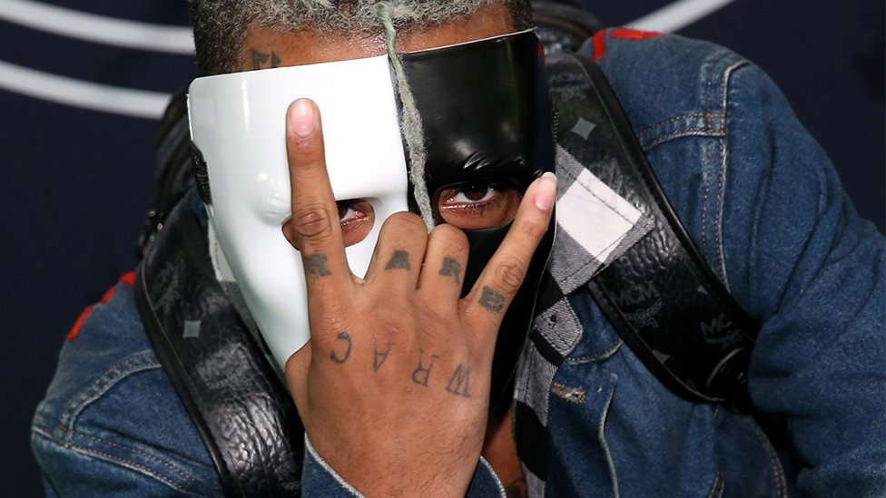 BBC News - XXXTentacion and the problem of separating art from its artist