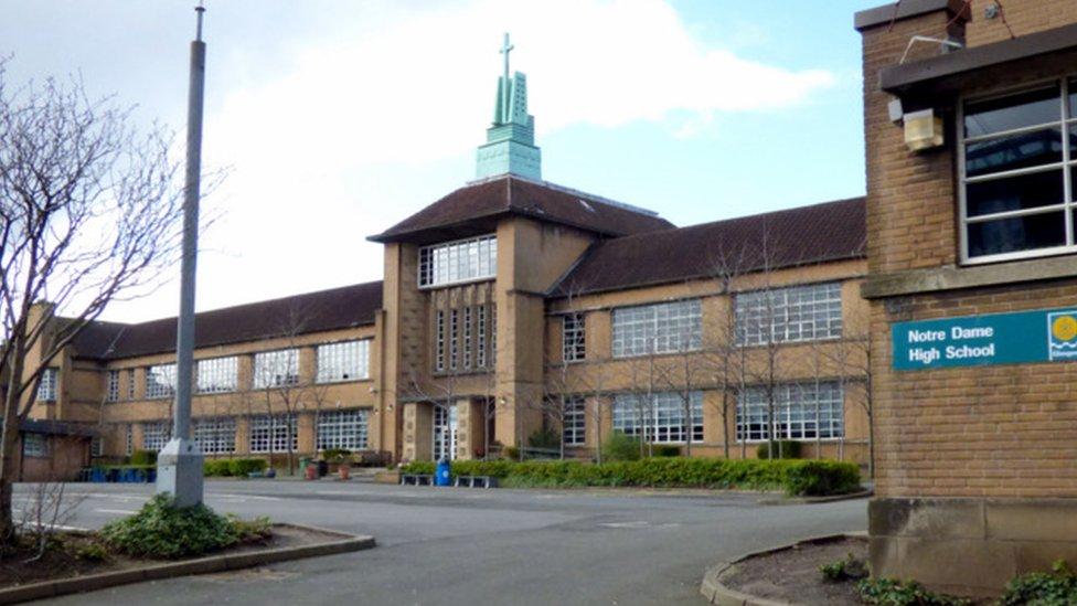 Notre Dame School, Glasgow