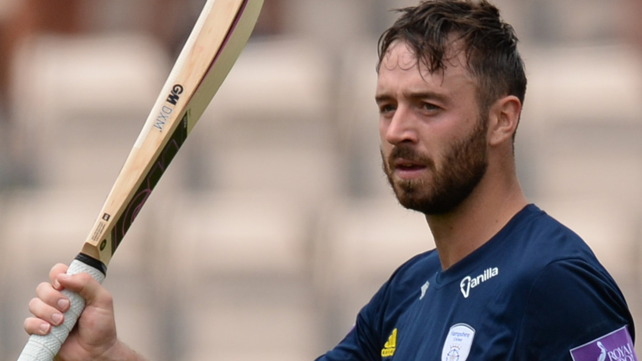 Vince's 171 sends Hampshire into One-Day Cup final