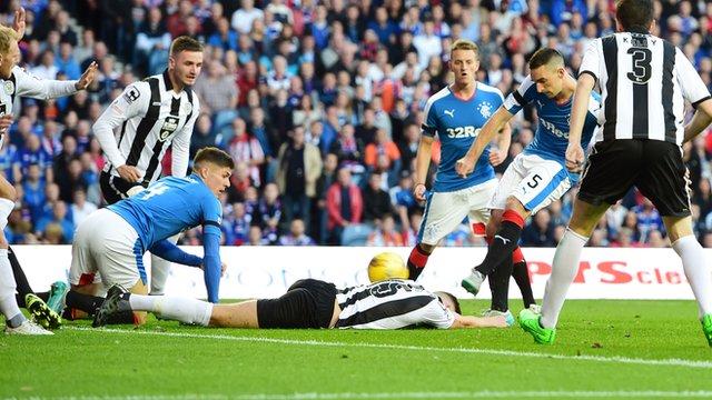 Highlights - Rangers 3-1 St Mirren