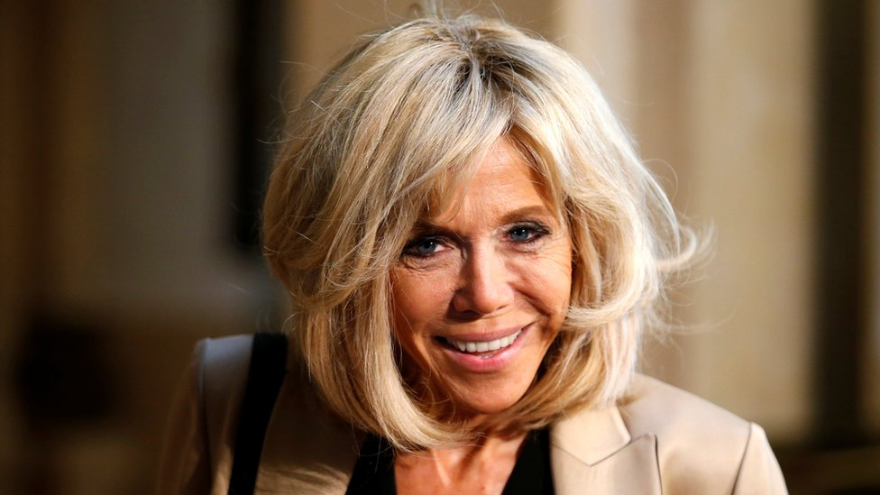 France S Brigitte Macron Gets Role But No First Lady Title Bbc News