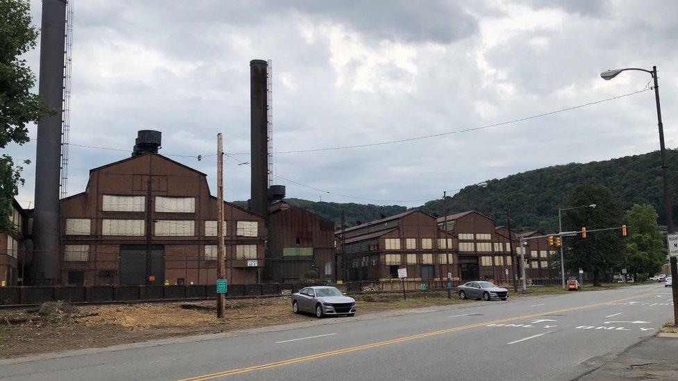Johnstown padece enormes tasas de desempleo.
