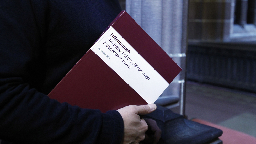 The Hillsborough Independent Panel Report, published in 2012