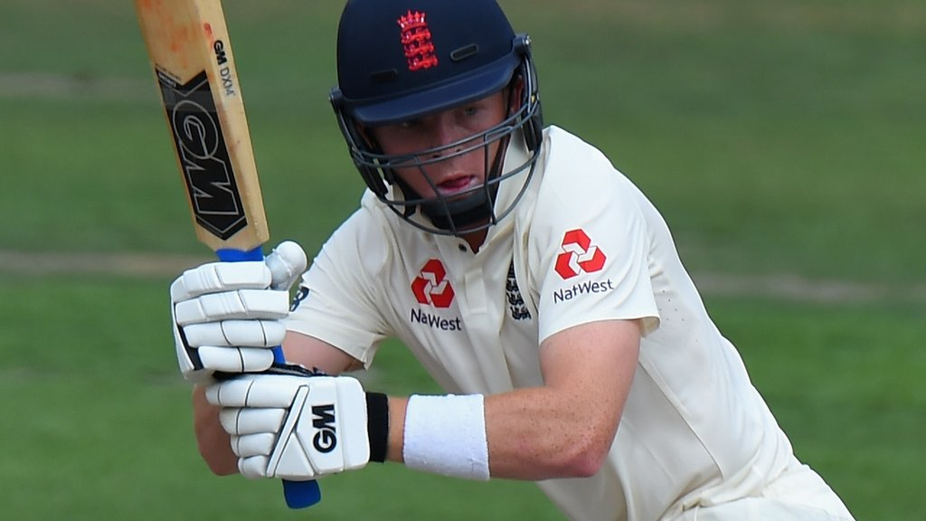 Ollie Pope: How the Vatican, snakes and laundry made England's new batsman