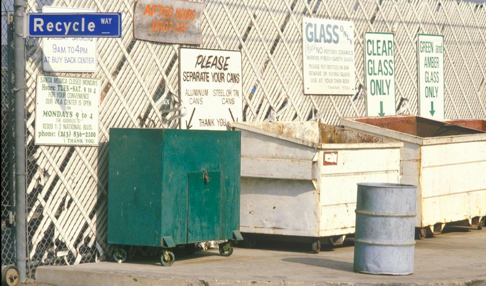 Centar za reciklažu u Santi Monici