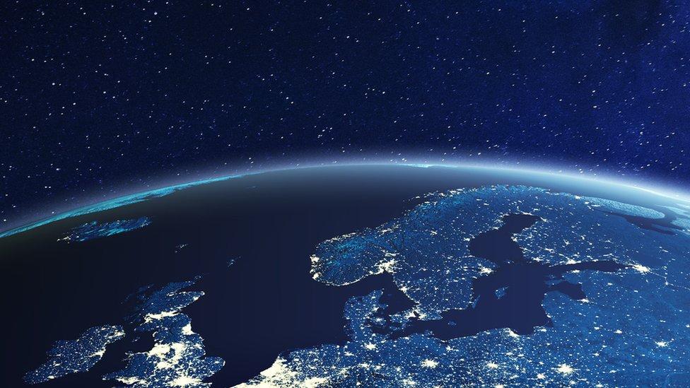 Tierra desde lejos