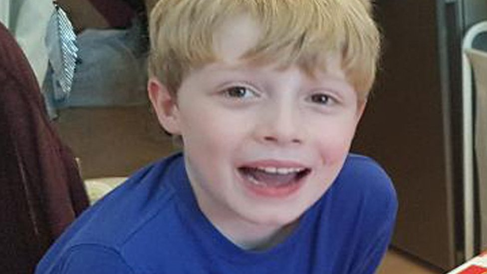 Cystic fibrosis boy, 8, urges firm to lower Orkambi drug price