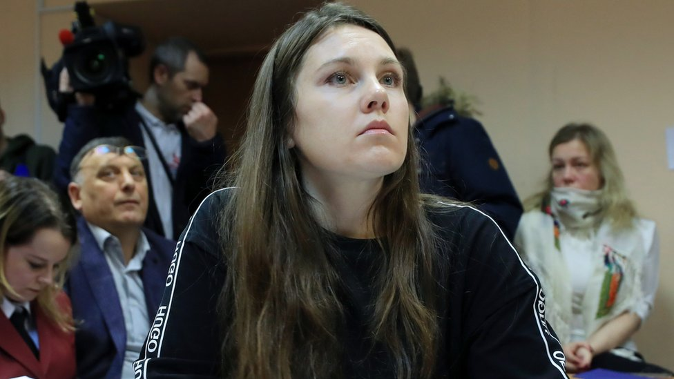 Аллу Ильину, сбежавшую из коронавирусного карантина, принудительно госпитализировали