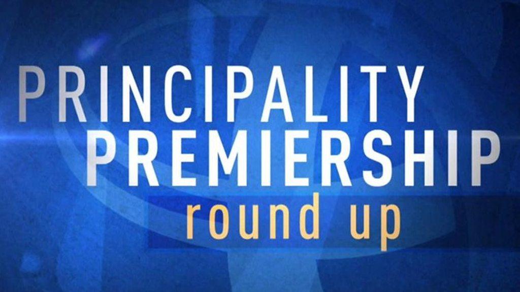 Principality Premiership: Try highlights