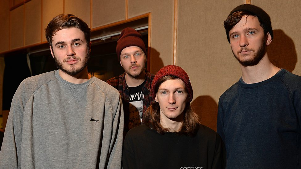 Rock band Moose Blood deny 'stolen nudes' claim