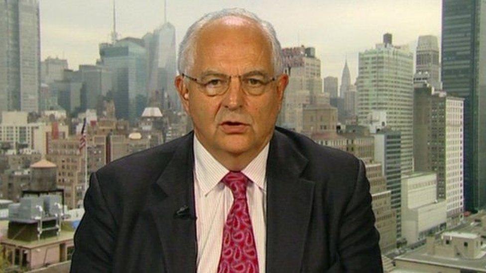 《金融時報》首席經濟分析員馬丁•沃爾夫