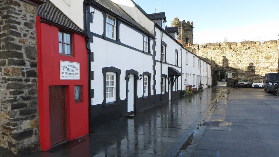 Quay House, Conwy