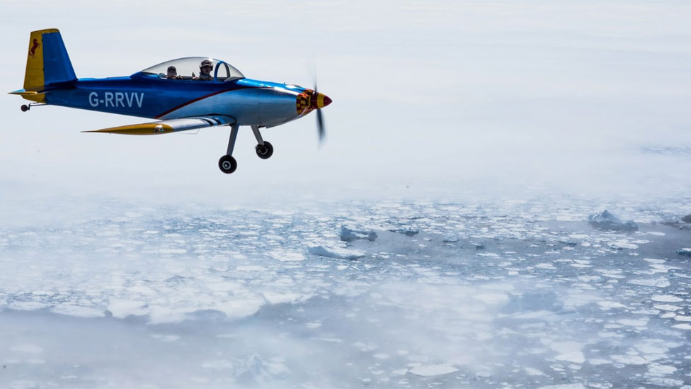 New flying challenge to start from Wick and Westray