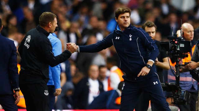 Pochettino believes his side were unlucky not to take all three points