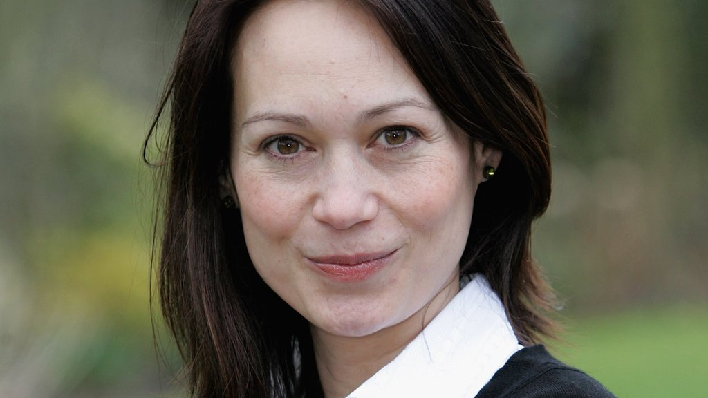Actress Leah Bracknell's cancer 'nightmare'