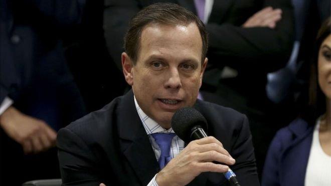 João Doria é o mais recente governador a confirmar teste positivo de covid-19