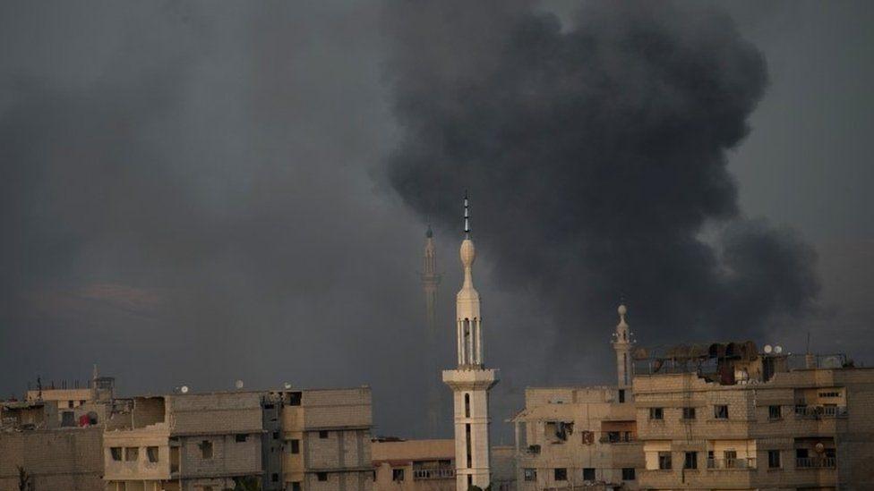 Ghouta Timur