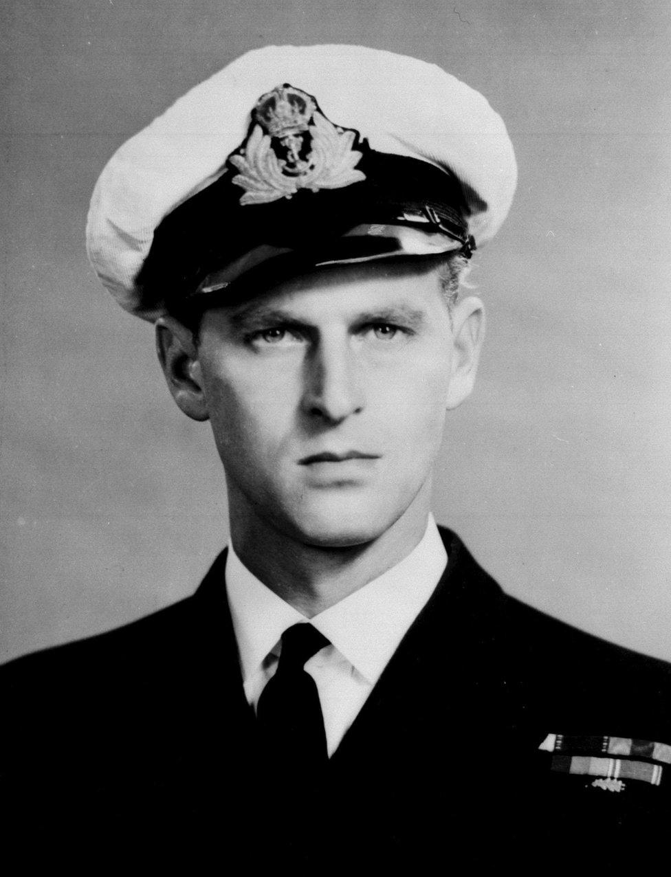 دوق إدنبره، البحرية الملكية. بورتسموث، إنجلترا.