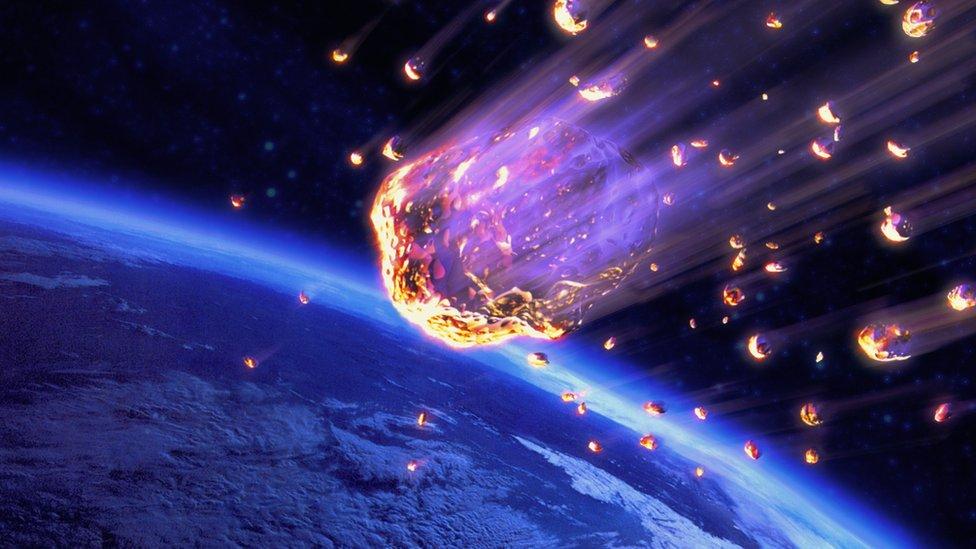 meteoritos.