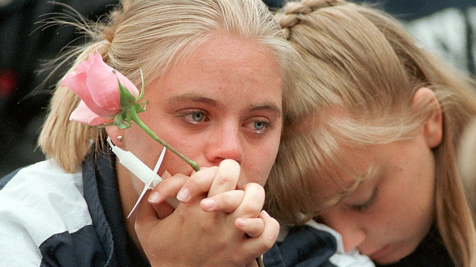 Columbine en 1999