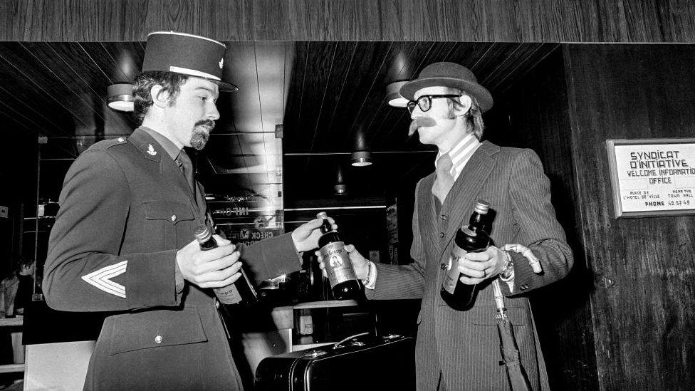 Britanac nudi flašu viskija francuskom cariniku u noći ulaska u EEZ