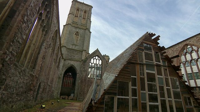 Temple Church Bristol